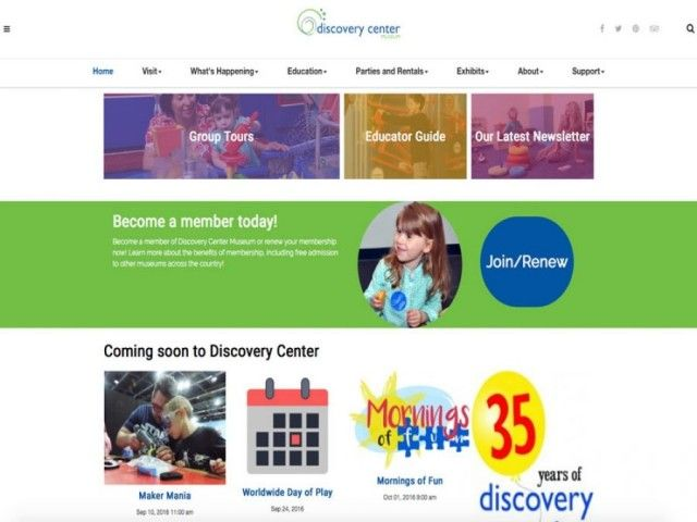 KMK Launches Discovery Center Website
